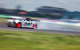 Обои drift, mazda, tuning, formula drift, RDS, rx-7