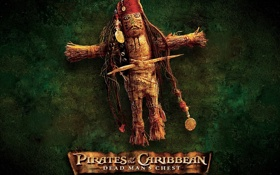Обои Вуду, кукла, пираты карибского моря