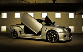 Обои BMW, авто обои, on Sevas Forged R5, Wide-Body