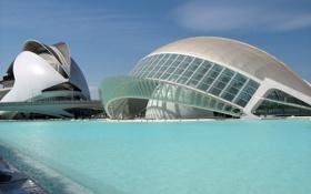 Обои дизайн, стиль, здания, сооружения, архитектура, экстерьер, Valencia