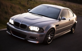 Картинка car, бмв, autowalls, BMW M3