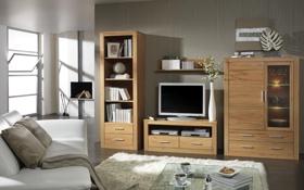 Обои дизайн, дом, стиль, вилла, интерьер, жилая комната