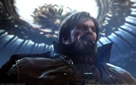 Картинка мужчина, starcraft 2, менгск