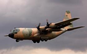 Картинка авиация, самолёт, C130 Hercules