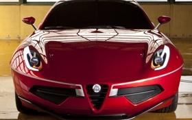 Обои Touring, Concept, SuperLeggera, Disco Volante