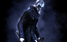 Картинка маска, DmC, Devil May Cry, Vergil, The Order