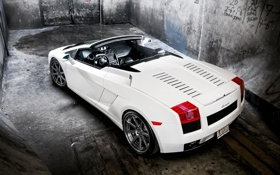 Обои авто фото, тачки, авто обои, cars, auto wallpapers, lamborghini, белый