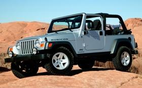 Картинка wrangler, Jeep, unlimited