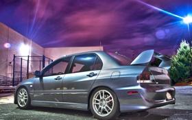 Картинка тачки, mitsubishi, cars, lancer, evolution, evo, auto wallpapers