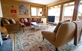 Картинка дизайн, дом, стиль, комната, интерьер, гостиная