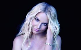 Картинка музыка, звезда, блондинка, певица, Britney, pop, персона