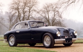 Картинка машина, martin, retro, aston, 1950, db2