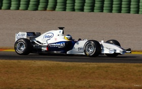 Обои 2006, бмв, bmw, nick, heidfeld