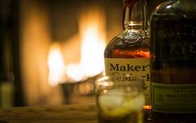 Обои Whiskey and Rye, drinking, Alcohol