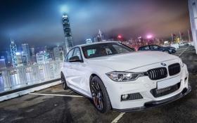 Картинка BMW 3, Hong Kong, F30, China, Гонконг, Китай
