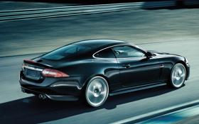 Обои Jaguar, XKR, тачки, ягуар, cars, auto wallpapers, авто обои