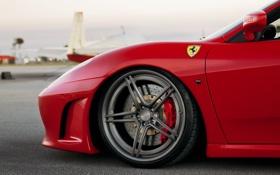 Картинка литье, диск, cars walls, Ferrari F-430, auto, cуперкар, cars