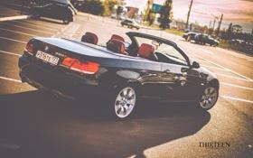 Обои BMW, фотограф, кабриолет, photography, photographer, Thirteen