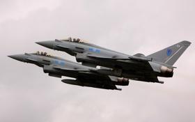 Обои оружие, самолёты, Typhoons