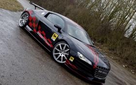 Обои Audi, Agip, GT3-2