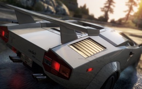 Картинка спорткар, классика, need for speed most wanted 2, Lamborghini Countach QV5000