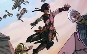 Картинка жертва, aveline, Эвелина, assassins creed 3 liberation