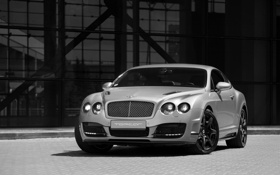 Картинка машина, спорткар, Bentley Continental GT Bullet