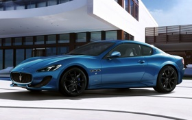 Картинка Sport, мазерати, обои, Maserati, машина, GranTurismo