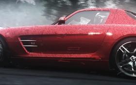 Обои Игра, Гонки, Supercar, Project CARS, Автосимулятор