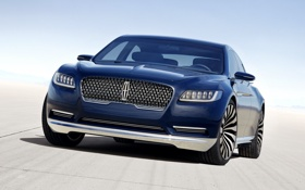 Обои Lincoln, Concept, Continental, концепт, континенталь, линкольн