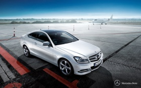 Обои Mercedes-Benz, AMG, C63