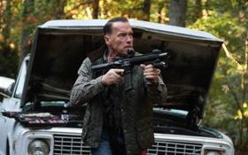 Картинка Арнольд Шварценеггер, Arnold Schwarzenegger, Саботаж, John «Breacher» Wharton, Sabotage