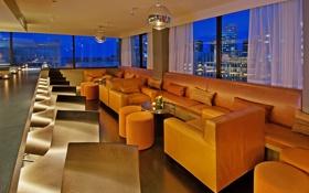 Картинка дизайн, стиль, интерьер, клуб, мегаполис, помещение