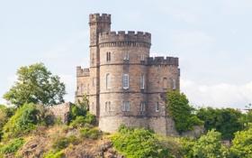 Обои замок, castle, старинный