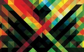 Обои линии, обои, цвет, клетки, пересечение