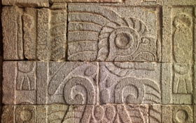 Обои камень, рельеф, мексика, mexico