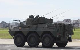 Обои оружие, военная техника, бронетранспортёр, разведывательная машина