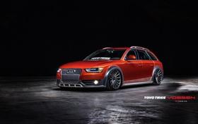 Обои Audi, Авто, Vossen, перед, Wheels, Машина, Auto
