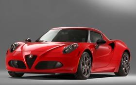 Картинка машина, Alfa Romeo, автомобиль, красивый, альфа ромео, Launch Edition