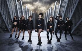 Обои музыка, девушки, азиатки, Южная Корея, Kpop, T-ARA