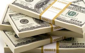 Обои green, 000, Golden, dollar, 100, federal