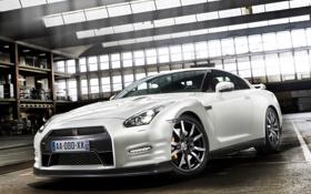 Обои Машина, Ниссан, Nissan, GT-R, Car, R35, Автомобили
