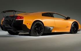 Обои Murcielago, Lamborghini, LP 670-4, SuperVeloce 4