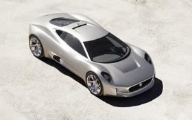 Обои C-X75, автомобиль, Concept, ягуар, ракурс, Jaguar