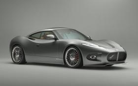 Обои машина, Concept, фон, Spyker, Venator