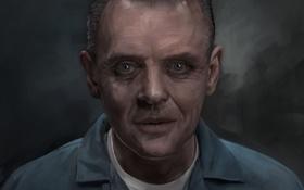 Картинка маньяк, каннибал, Hannibal Lecter, психиатр