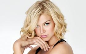 Обои взгляд, блондинка, красавица, girl