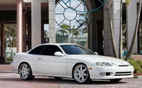 Картинка авто фото, тачки, авто обои, cars, auto wallpapers, белый, лексус