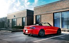 Обои s2000, авто фото, тачки, авто обои, cars, auto wallpapers, хонда