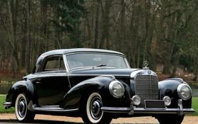 Картинка Mercedes, Benz, 1952–55, 300S(W188)